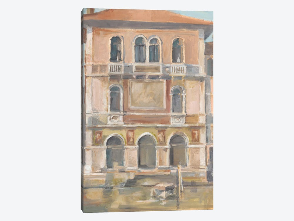 Venetian Plein Air II by Ethan Harper 1-piece Canvas Print