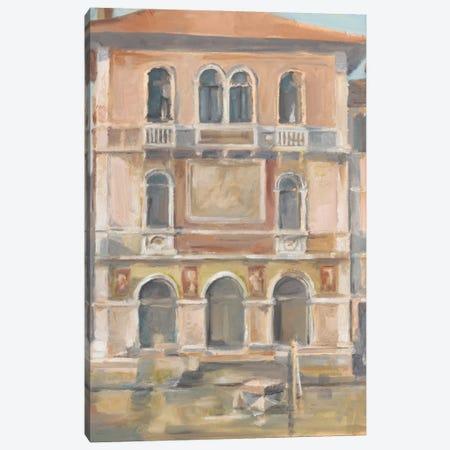 Venetian Plein Air II Canvas Print #EHA254} by Ethan Harper Canvas Artwork