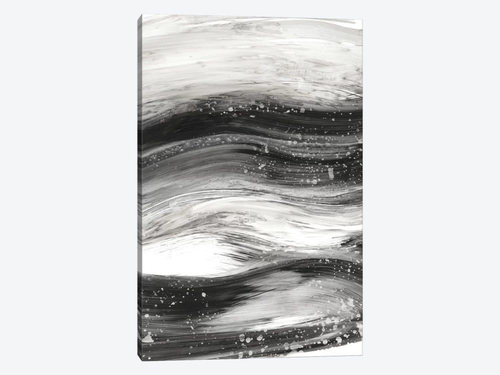 Black Waves II by Ethan Harper 1-piece Canvas Art Print