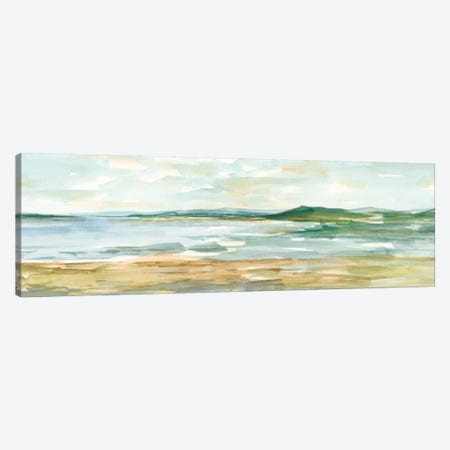 Panoramic Seascape I 3-Piece Canvas #EHA275} by Ethan Harper Canvas Wall Art