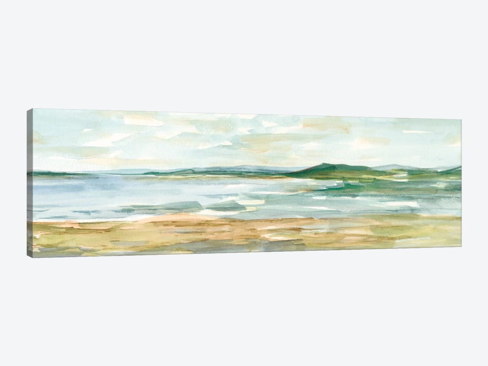 Panoramic Seascape I by Ethan Harper 1-piece Canvas Art