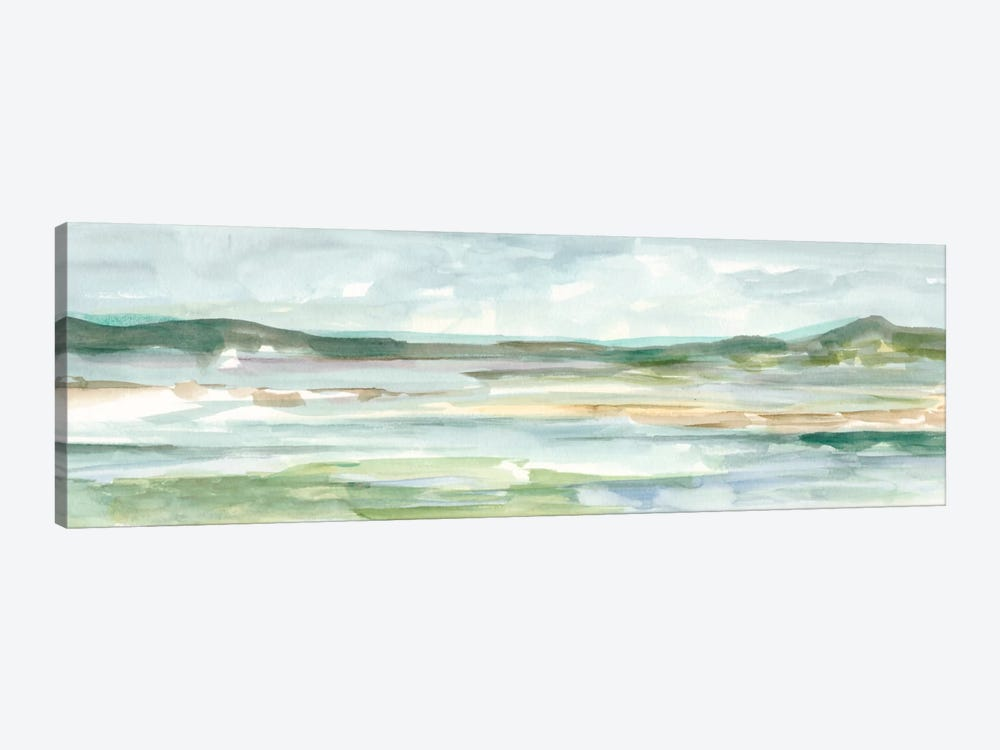 Panoramic Seascape II by Ethan Harper 1-piece Canvas Art Print