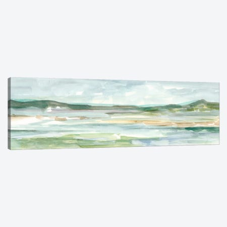Panoramic Seascape II 3-Piece Canvas #EHA276} by Ethan Harper Canvas Wall Art