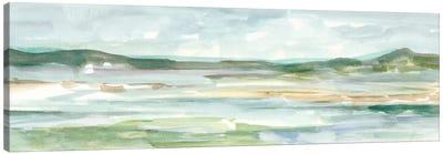 Panoramic Seascape II Canvas Art Print