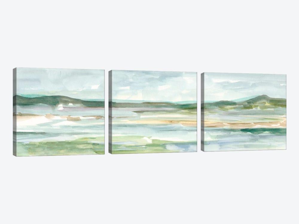 Panoramic Seascape II by Ethan Harper 3-piece Art Print