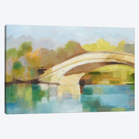 Park Bridge II Canvas Print #EHA278} by Ethan Harper Canvas Print