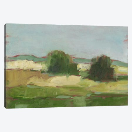Rolling Pasture I Canvas Print #EHA279} by Ethan Harper Canvas Art Print