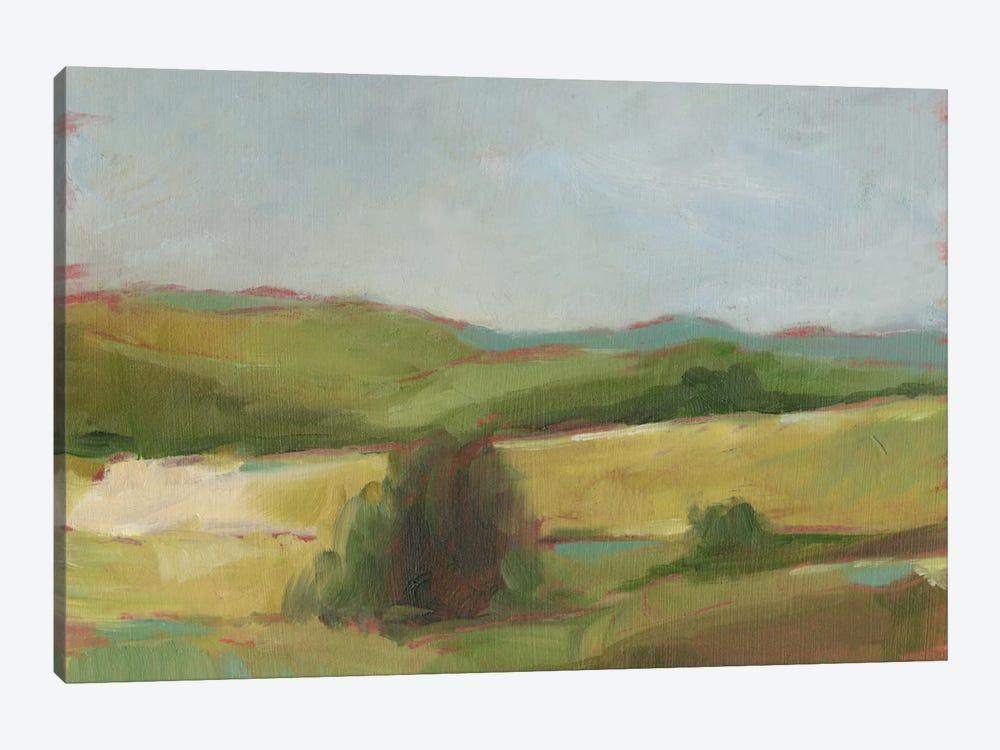 Rolling Pasture II by Ethan Harper 1-piece Canvas Artwork