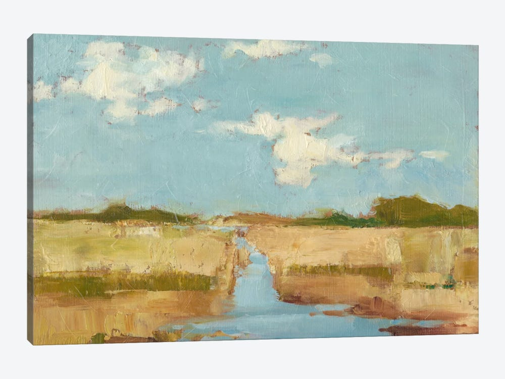 Summer Wetland I by Ethan Harper 1-piece Canvas Artwork