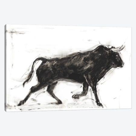 Toro II Canvas Print #EHA293} by Ethan Harper Canvas Art Print