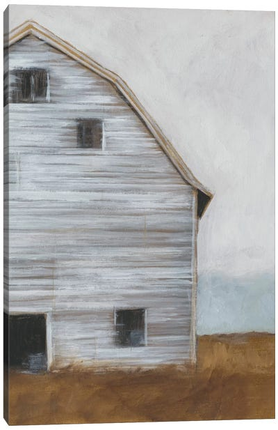 Abandoned Barn I Canvas Art Print
