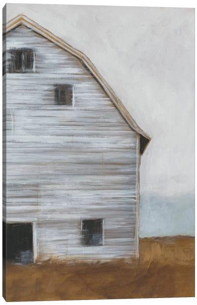 Abandoned Barn I Canvas Art Print
