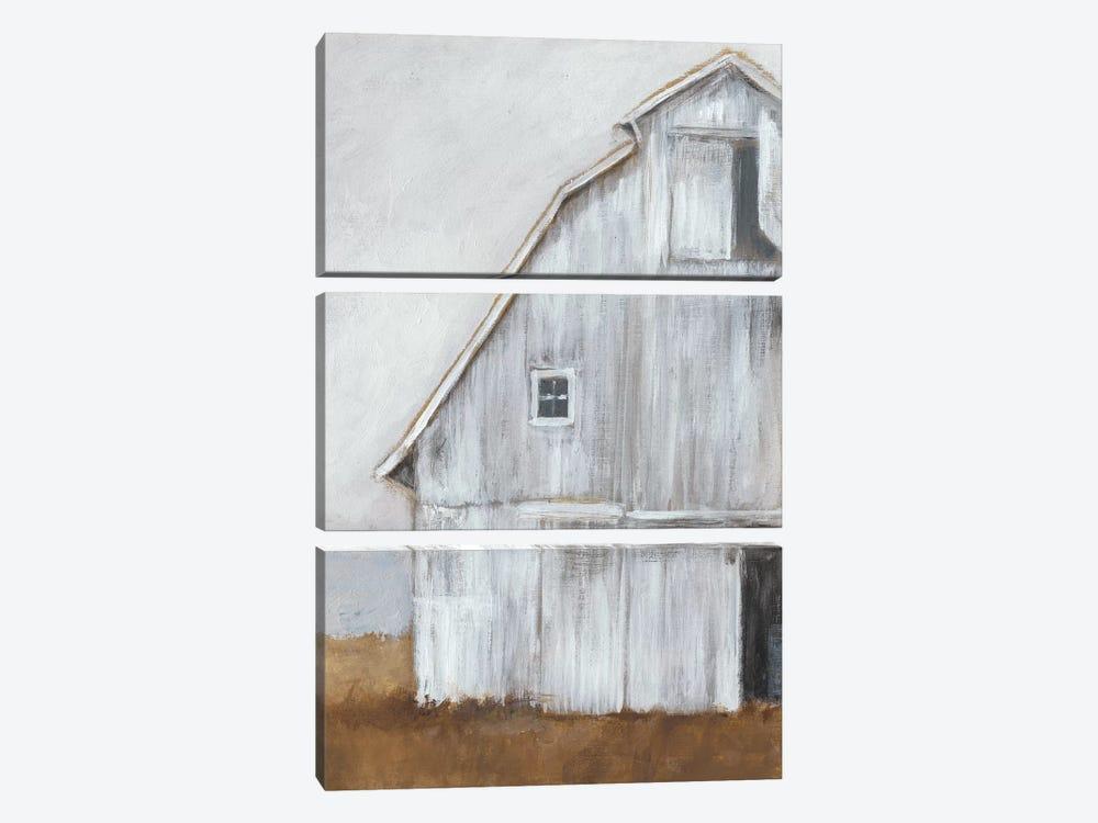 Abandoned Barn II by Ethan Harper 3-piece Canvas Wall Art