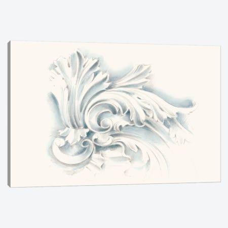 Acanthus Ornament II Canvas Print #EHA299} by Ethan Harper Art Print