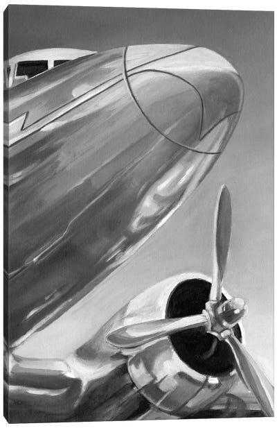 Aviation Icon I Canvas Art Print