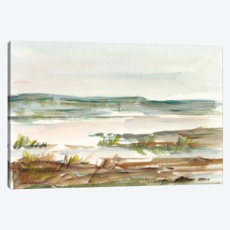 Overcast Wetland II Canvas Print #EHA315} by Ethan Harper Canvas Art Print