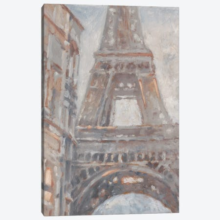 Parisian Dawn I Canvas Print #EHA316} by Ethan Harper Canvas Print