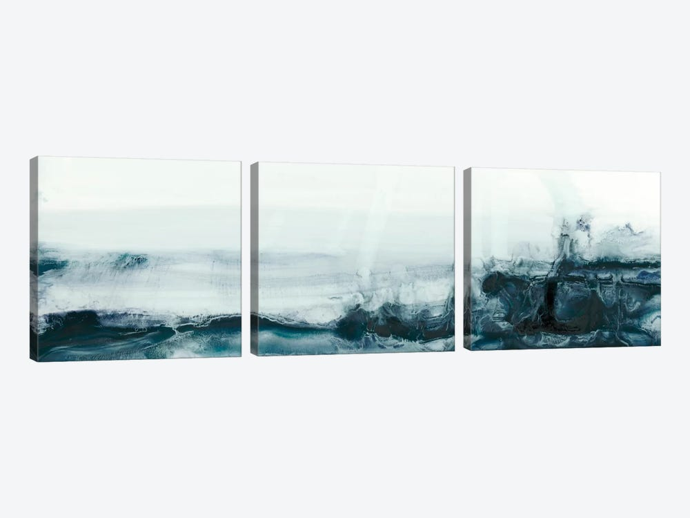 Rip Current I by Ethan Harper 3-piece Canvas Art