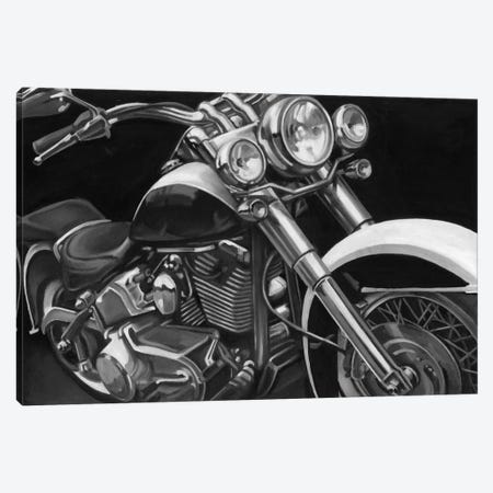 Classic Hogs I Canvas Print #EHA33} by Ethan Harper Canvas Artwork