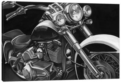 Classic Hogs I Canvas Art Print
