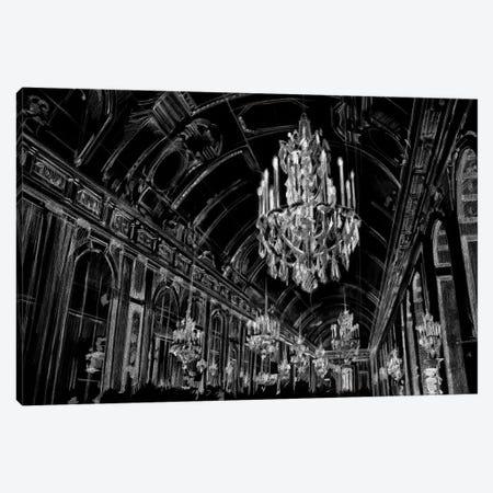 Ballroom Sketch Canvas Print #EHA340} by Ethan Harper Canvas Print