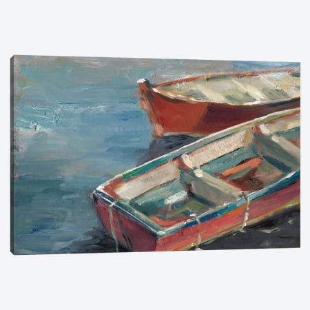 By The Lake I Canvas Print #EHA343} by Ethan Harper Art Print