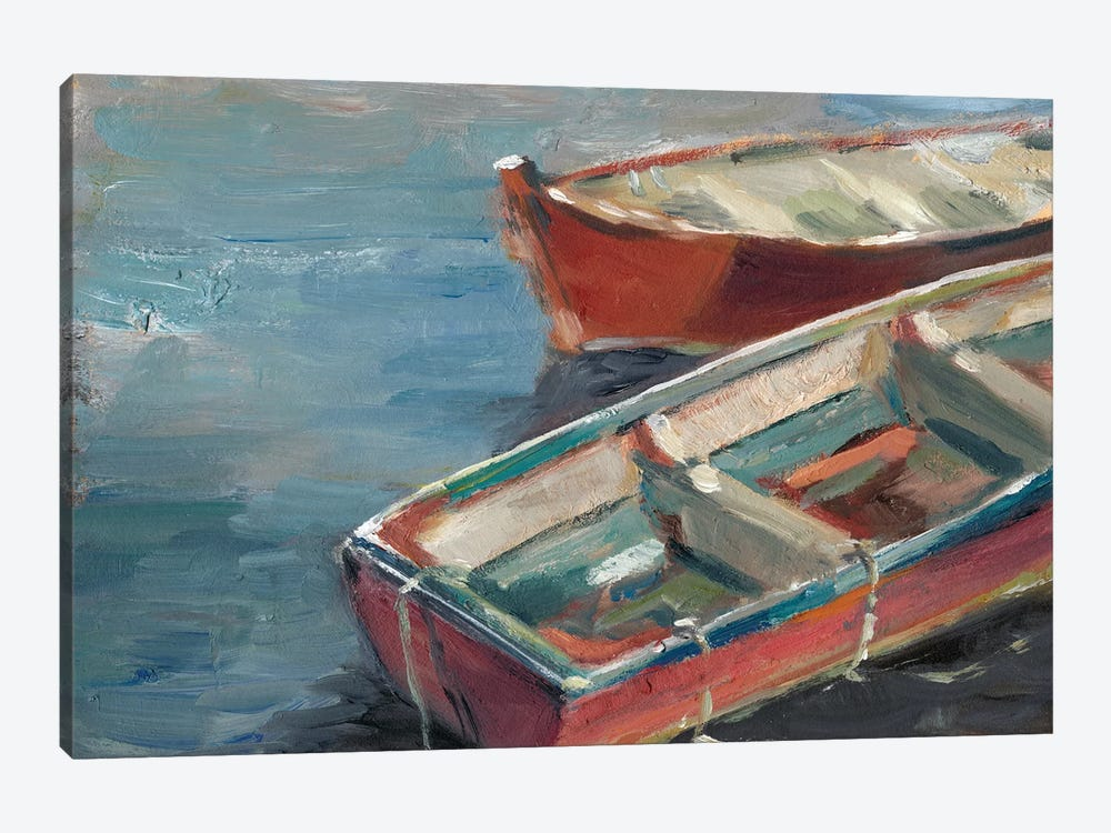 By The Lake I by Ethan Harper 1-piece Canvas Artwork