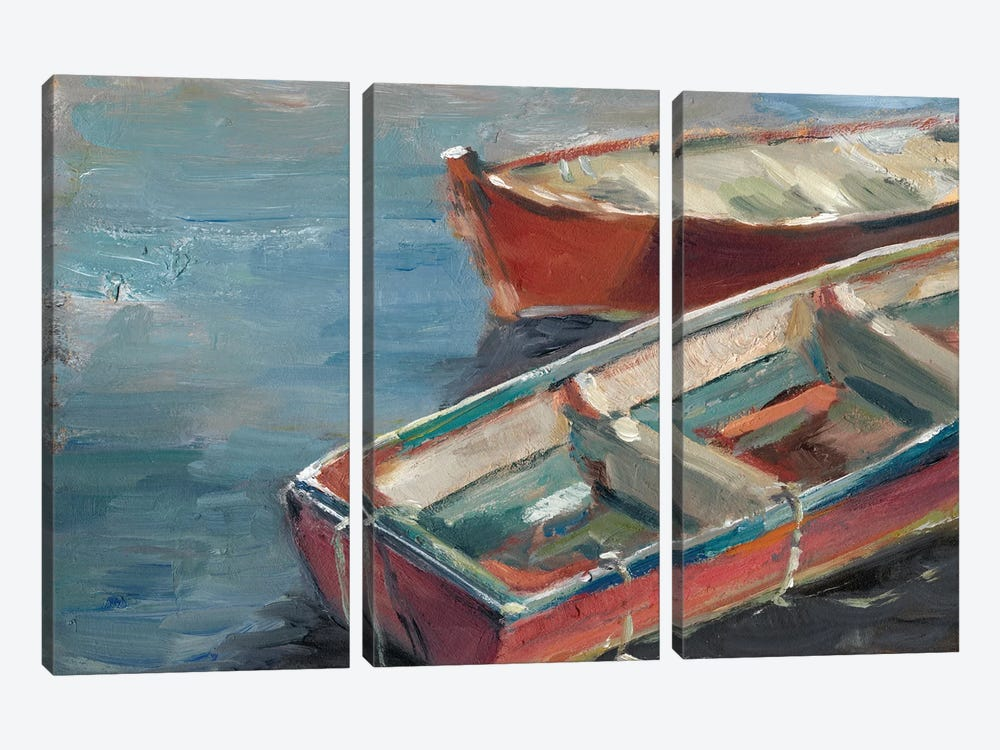 By The Lake I by Ethan Harper 3-piece Canvas Wall Art