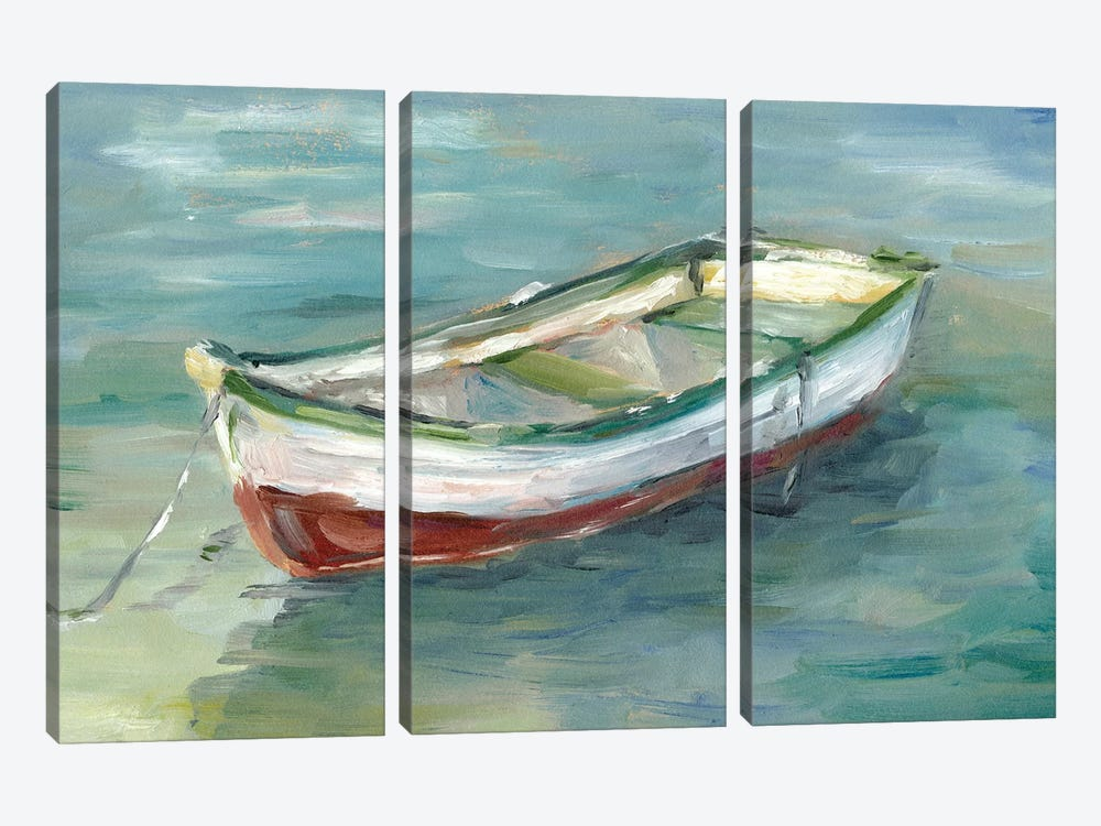 By The Shore I by Ethan Harper 3-piece Canvas Art