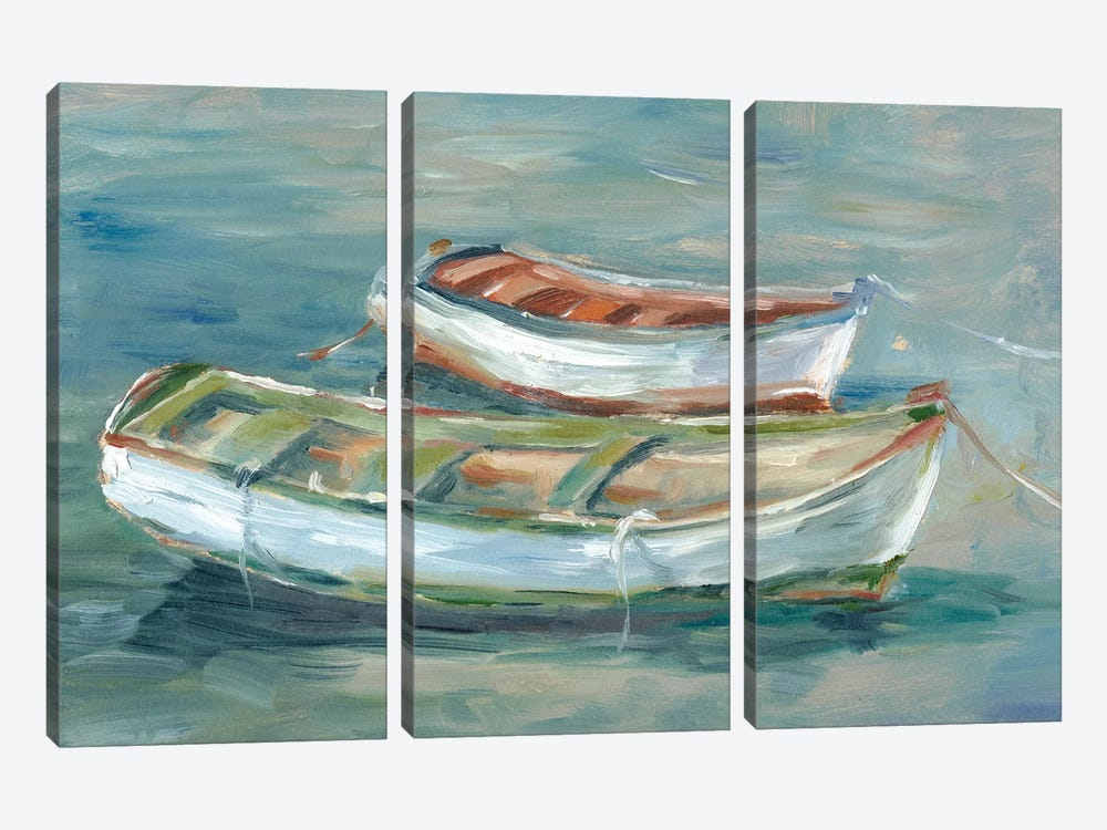 By The Shore II by Ethan Harper 3-piece Art Print