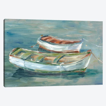 By The Shore II Canvas Print #EHA346} by Ethan Harper Canvas Art