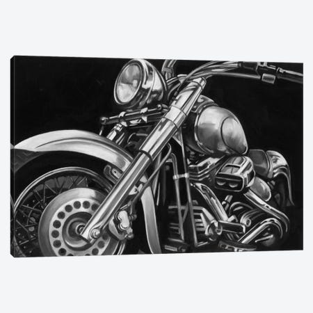 Classic Hogs II Canvas Print #EHA34} by Ethan Harper Art Print