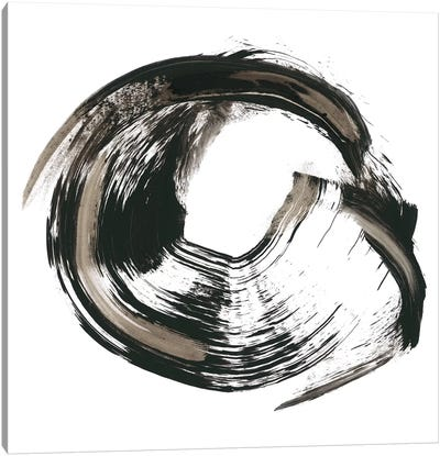 Circulation Study IV Canvas Art Print