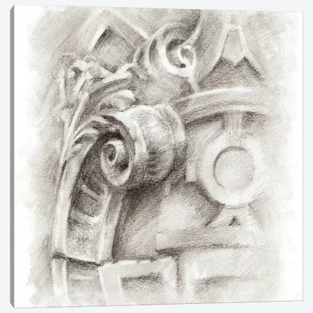 Frieze Study I Canvas Print #EHA354} by Ethan Harper Canvas Art Print