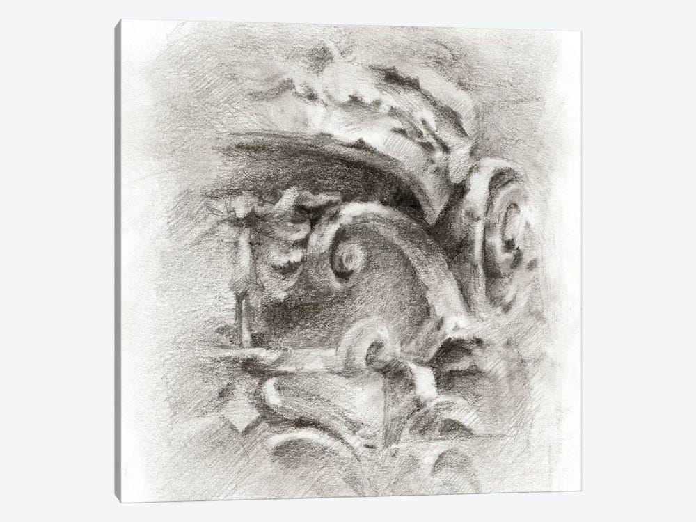 Frieze Study II by Ethan Harper 1-piece Art Print