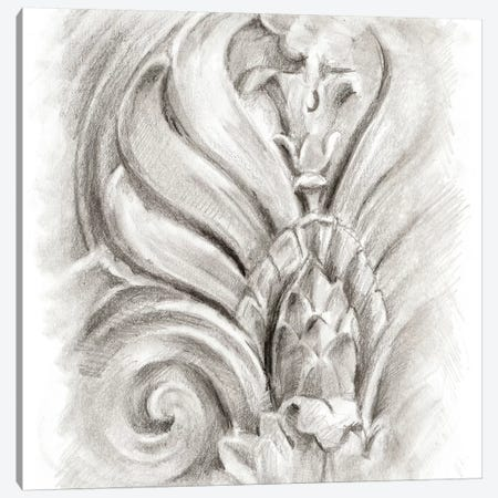 Frieze Study III Canvas Print #EHA356} by Ethan Harper Art Print