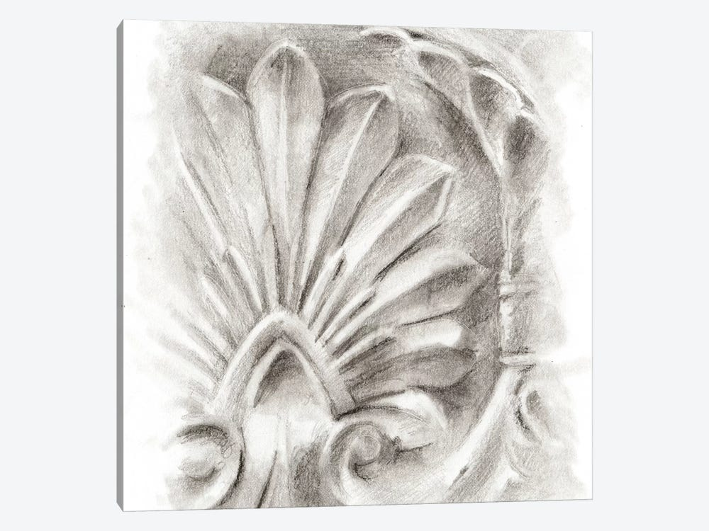 Frieze Study IV by Ethan Harper 1-piece Canvas Art Print