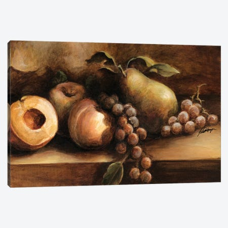 Classic Still Life I Canvas Print #EHA35} by Ethan Harper Canvas Print
