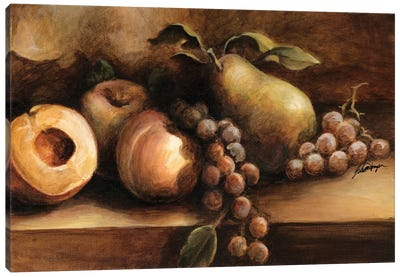 Classic Still Life I Canvas Art Print