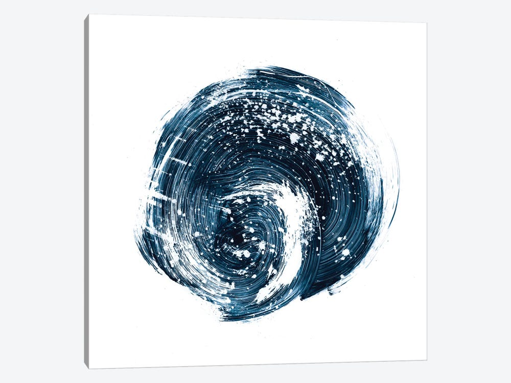 Indigo Nebula I by Ethan Harper 1-piece Canvas Art Print