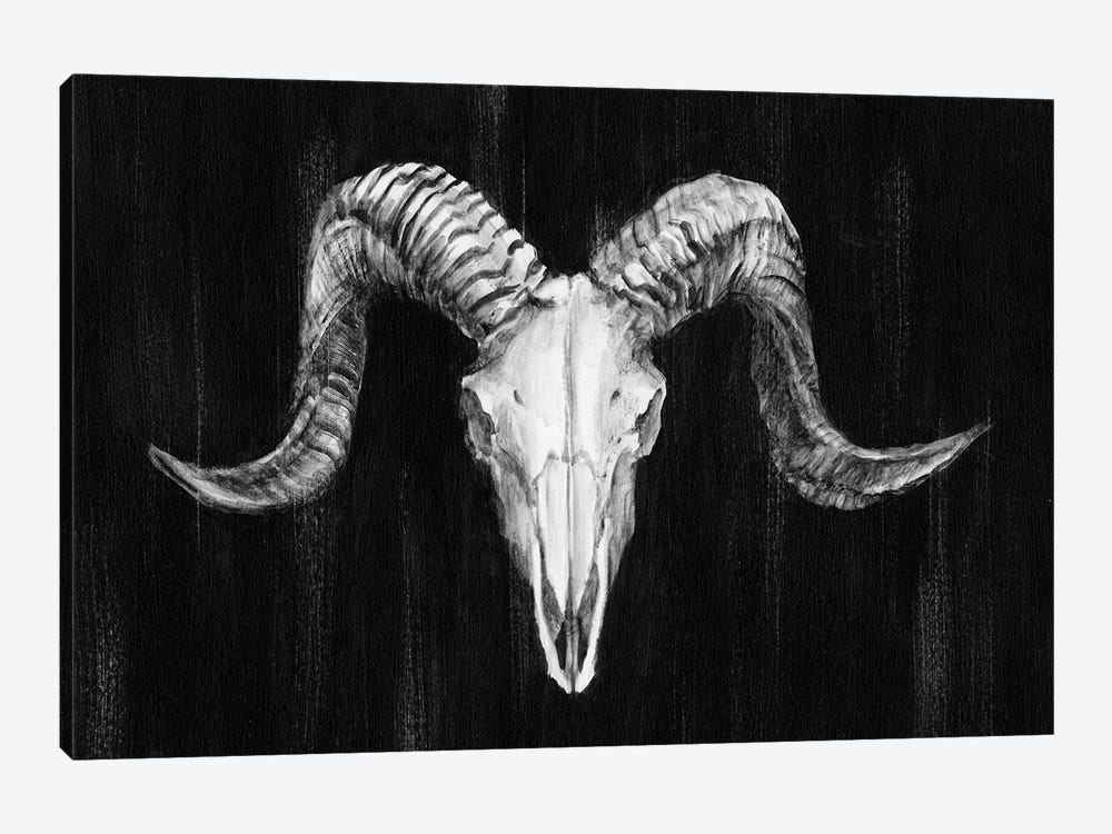 Rustic Ram Mount I by Ethan Harper 1-piece Canvas Art Print
