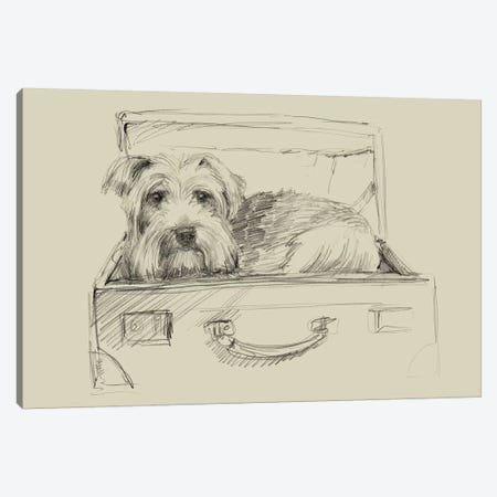 Stowaway I Canvas Print #EHA380} by Ethan Harper Canvas Print