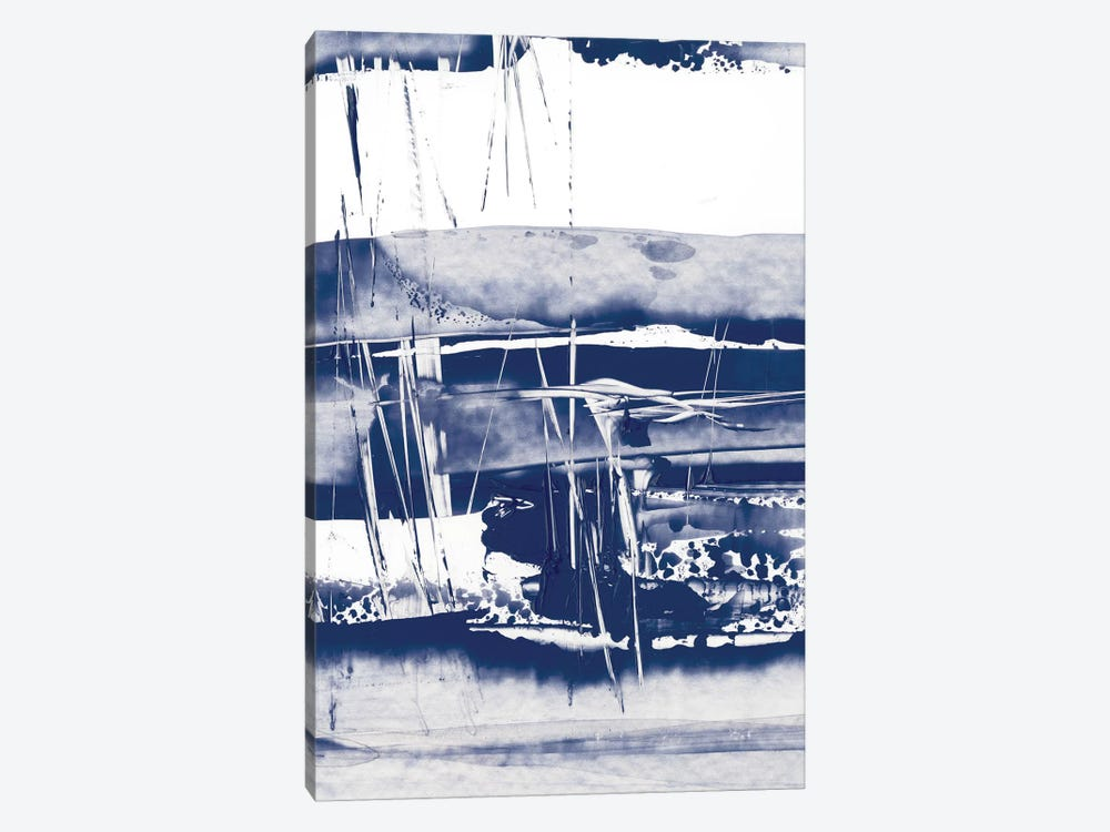 Alternating Current VI by Ethan Harper 1-piece Canvas Art Print