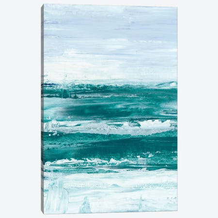 Choppy Waters I Canvas Print #EHA396} by Ethan Harper Canvas Art Print