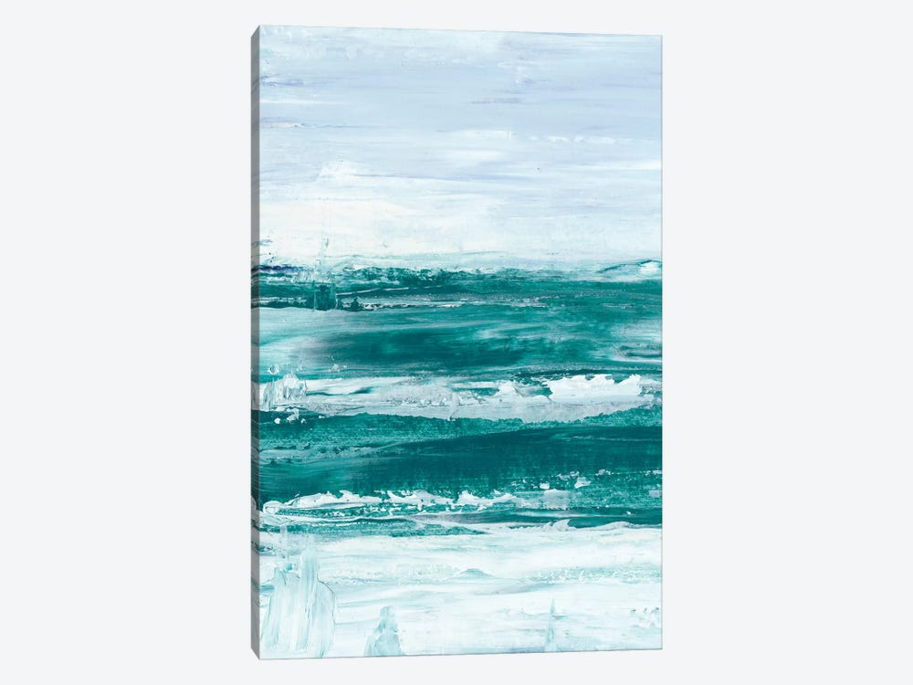 Choppy Waters I by Ethan Harper 1-piece Canvas Artwork