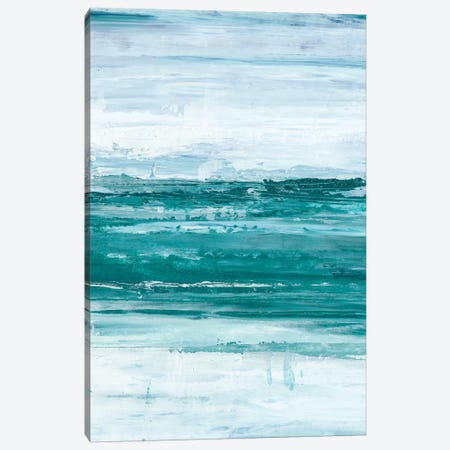 Choppy Waters II Canvas Print #EHA397} by Ethan Harper Art Print