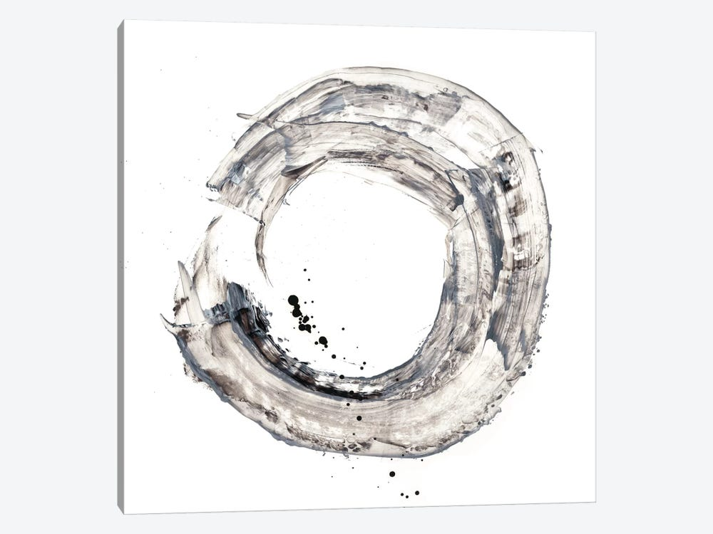 Cosmic Rings I by Ethan Harper 1-piece Canvas Wall Art
