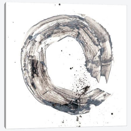 Cosmic Rings II Canvas Print #EHA401} by Ethan Harper Canvas Artwork
