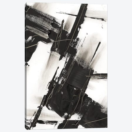 Diagonal Matrix I Canvas Print #EHA408} by Ethan Harper Canvas Art