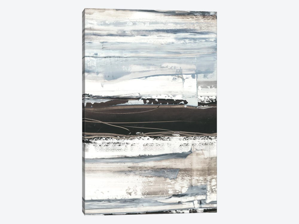 Icy Horizon II by Ethan Harper 1-piece Canvas Art